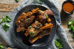 Recipe Braised Lamb Shanks