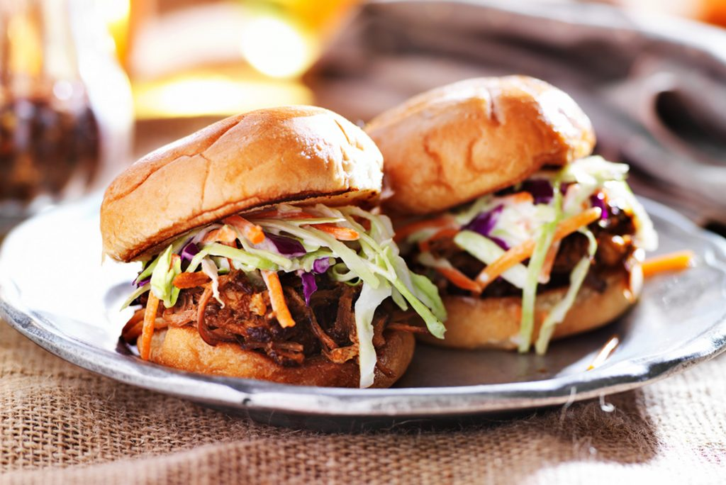Recipe Pulled Pork Sliders With Coleslaw And Homemade Bbq Sauce