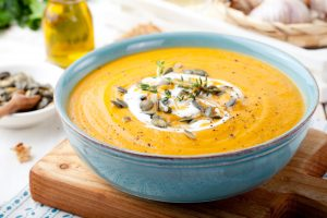 Recipe Creamy Pumpkin Soup