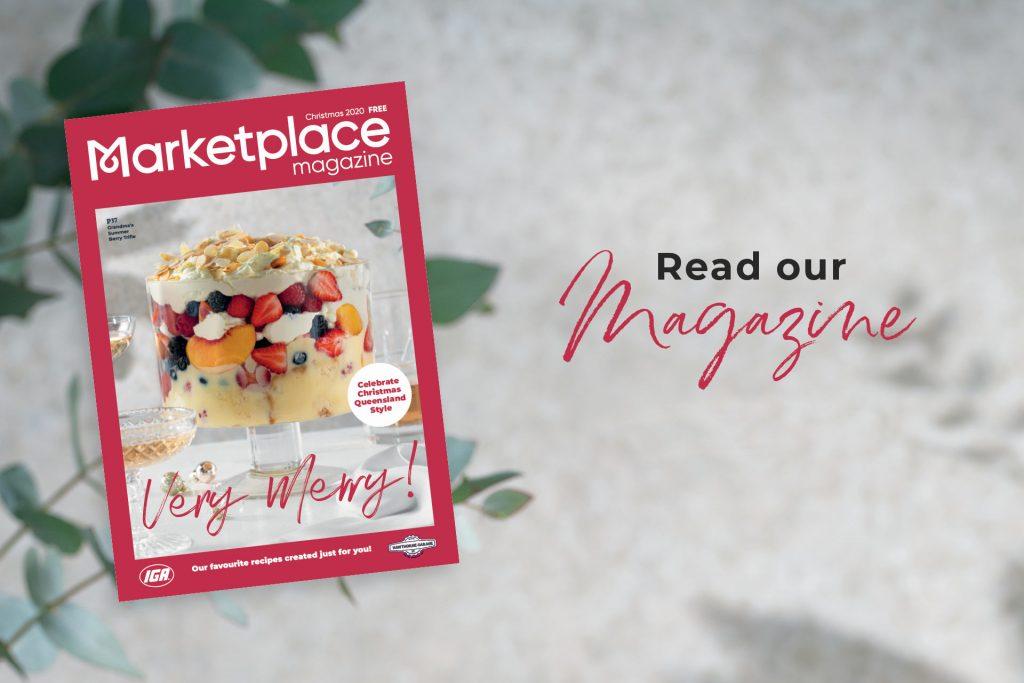 Magazine Read