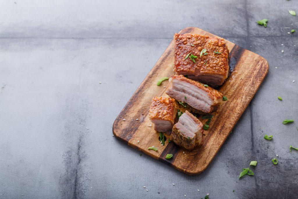 Recipe Crispy Pork Belly Roast