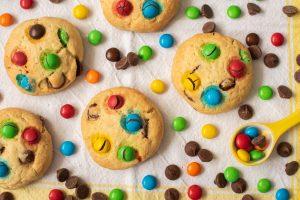 Recipe Kids Mm Cookies