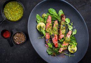Recipe Beef Tagliata With Green Sauce