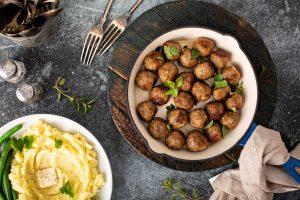 Recipe Easy Swedish Meatballs